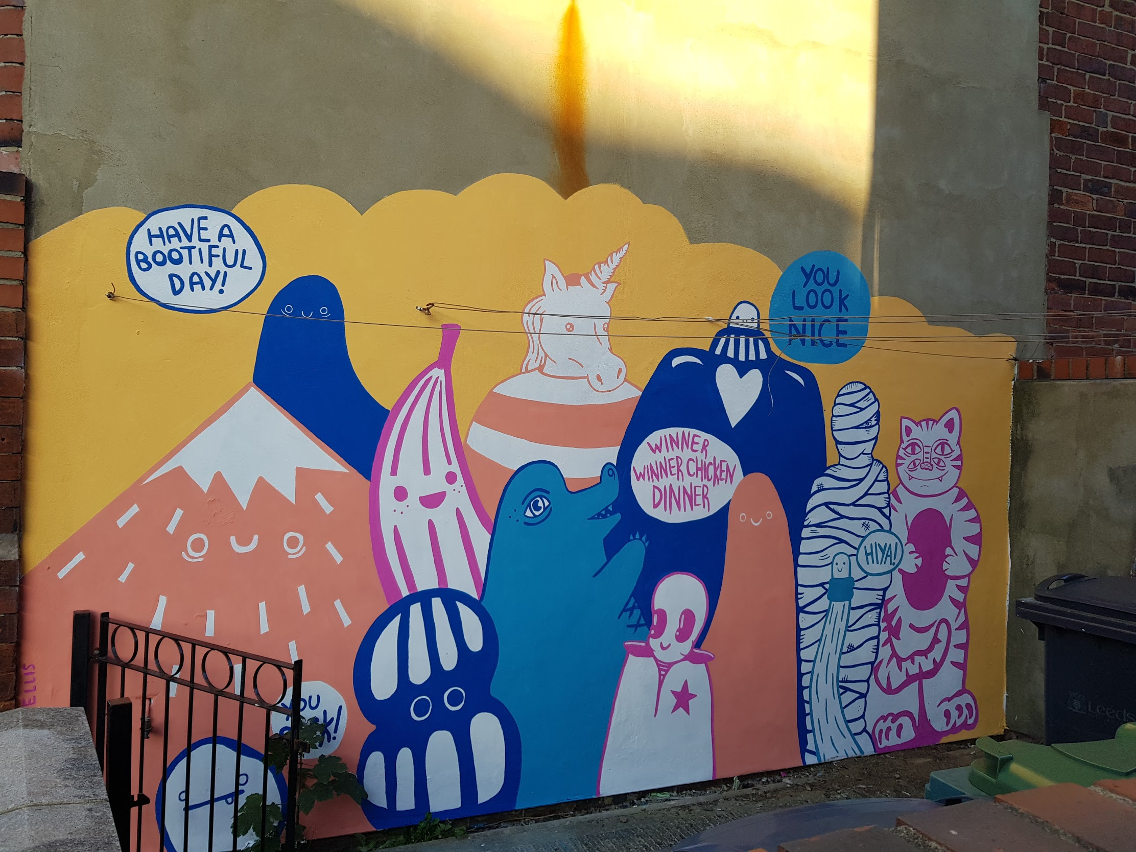 Highlights of 2019: Armley Murals Project