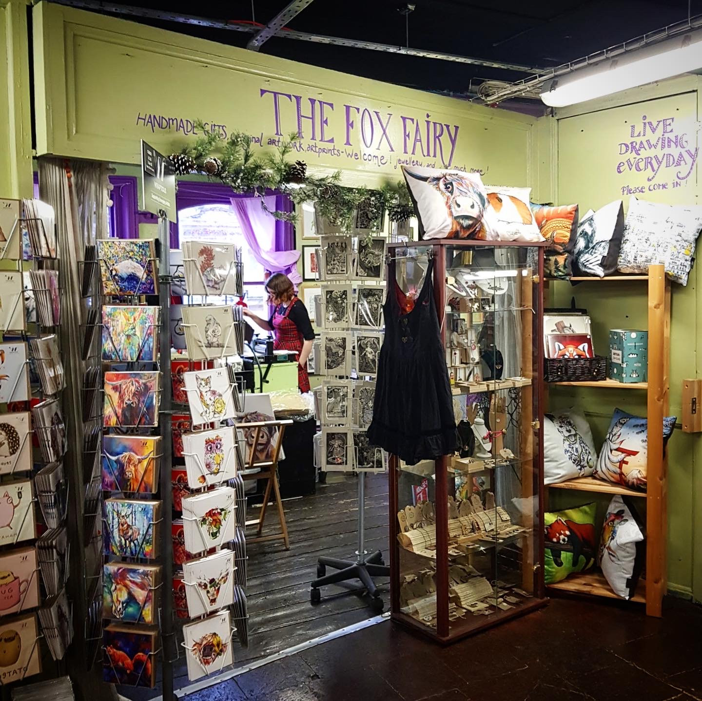 New Stockist: The Fox Fairy