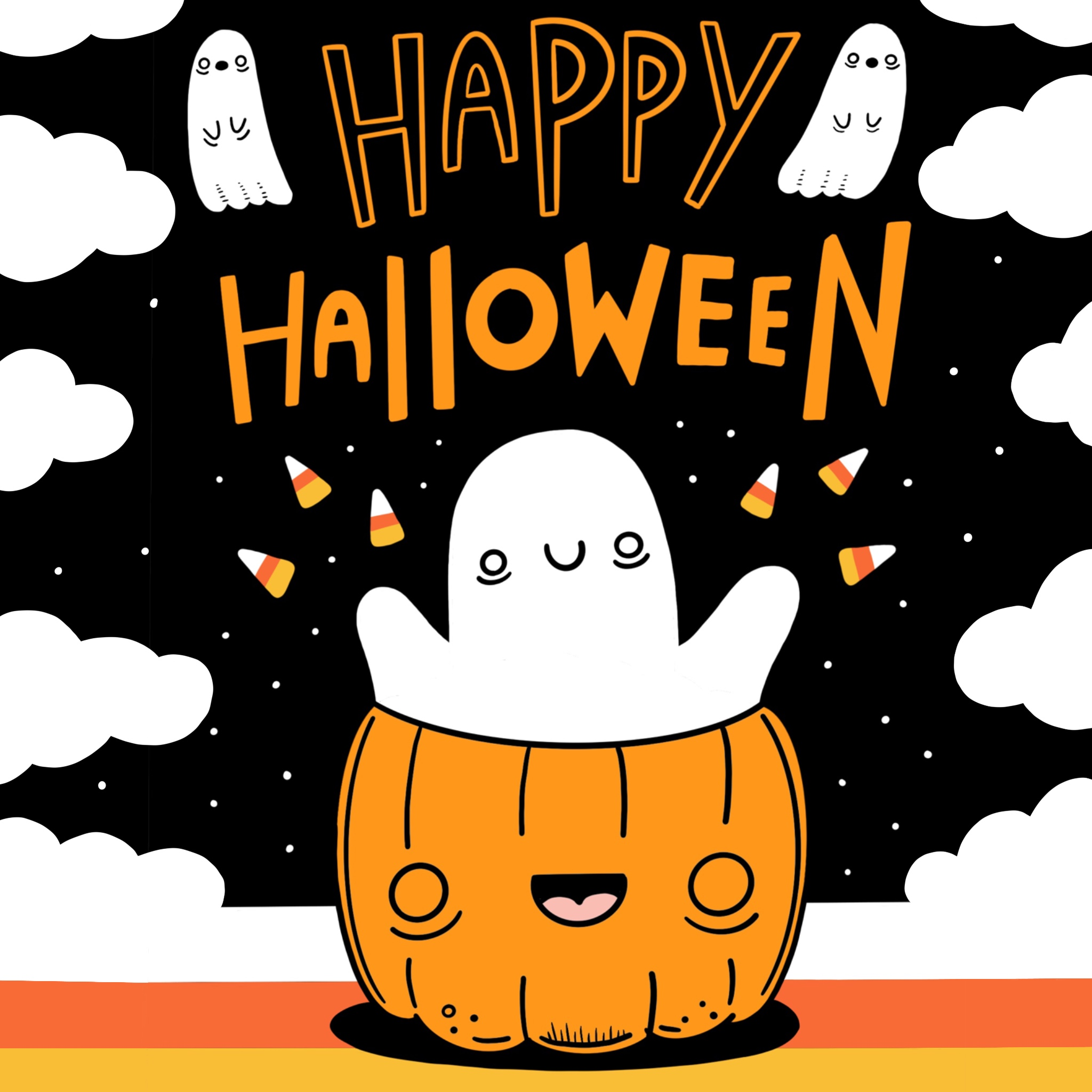 Free Halloween Card Download