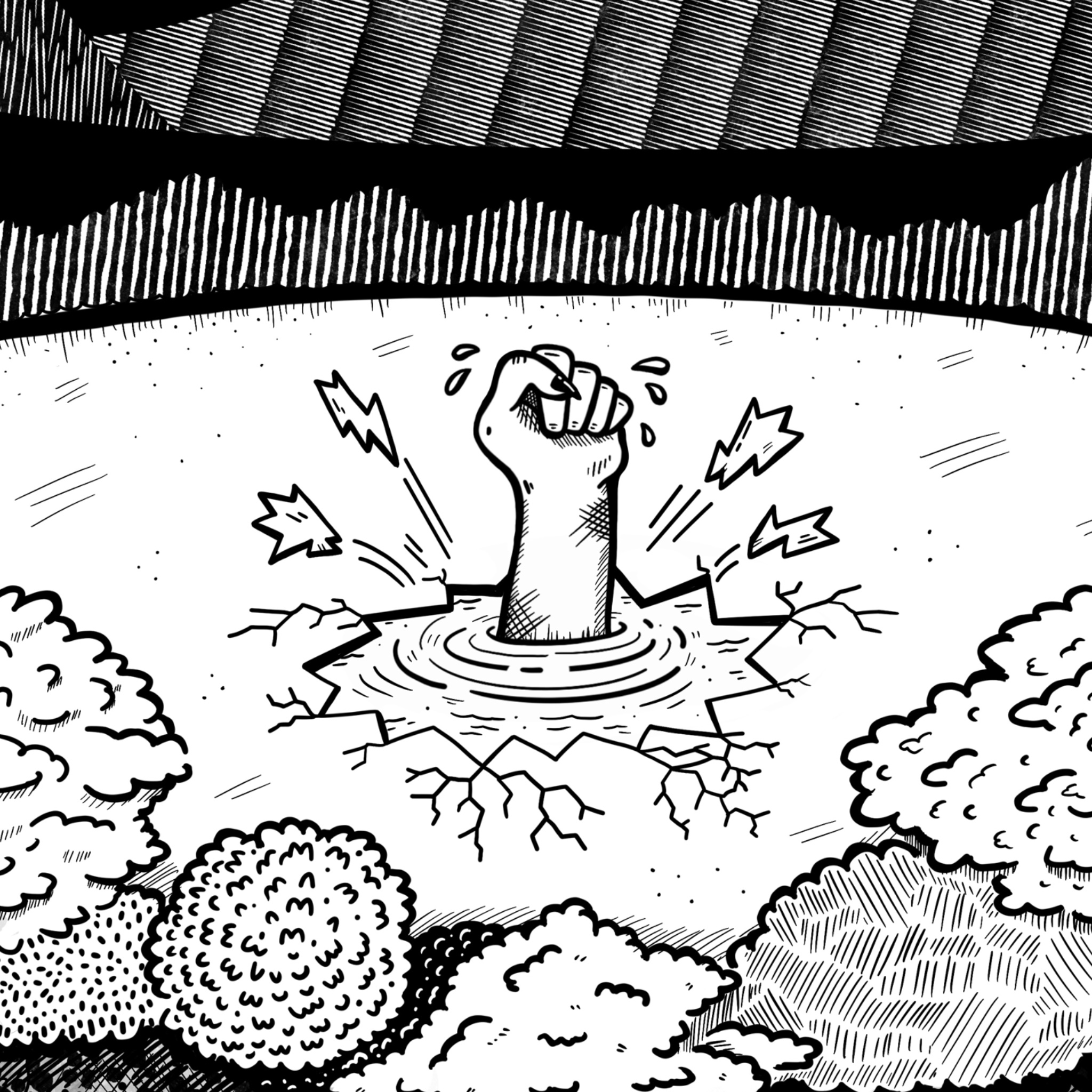 Illustrated Ghost Stories: The Severed Arm of Overwater