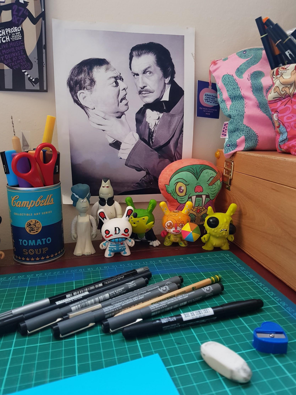 Introducing My Studio