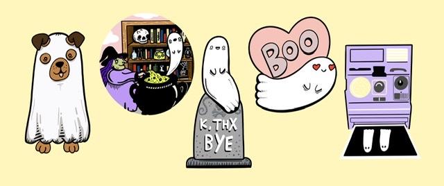 Spooky Season Kickstarter: The Designs
